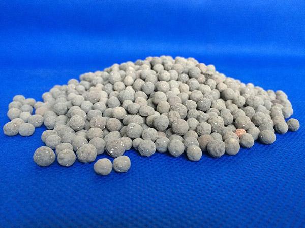 轻质多孔生物陶粒滤料图